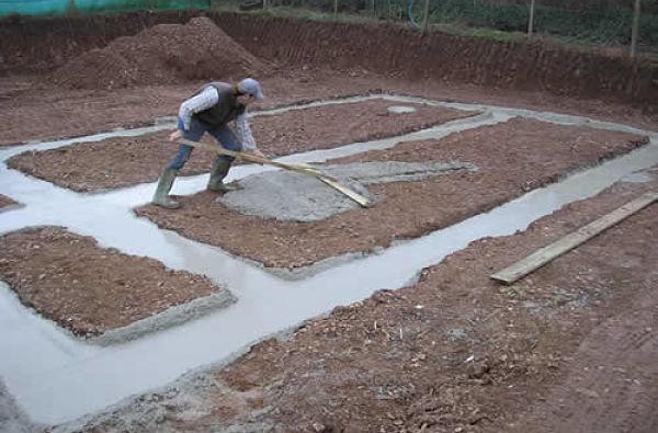 Какой фундамент лучше на глине: как правильно строить