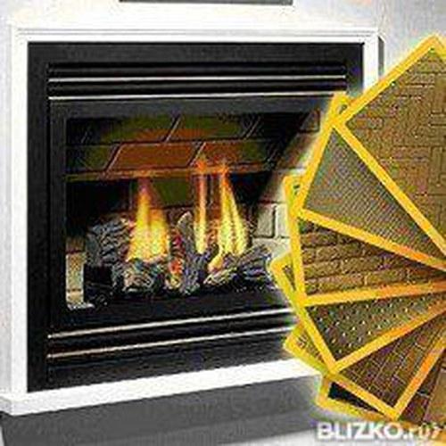 Жаростойкое огнеупорное стекло для экранов каминов и каминных печей. стеклокерамика schott robax - «стеклопорт»
