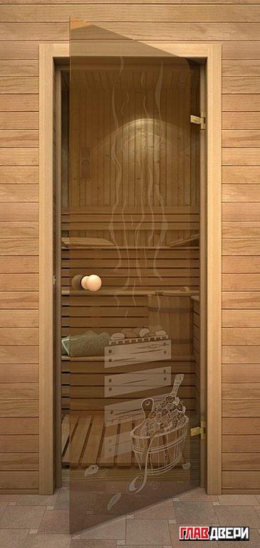 Как выбрать стеклянные двери для сауны и бани – советы по выбору и установке