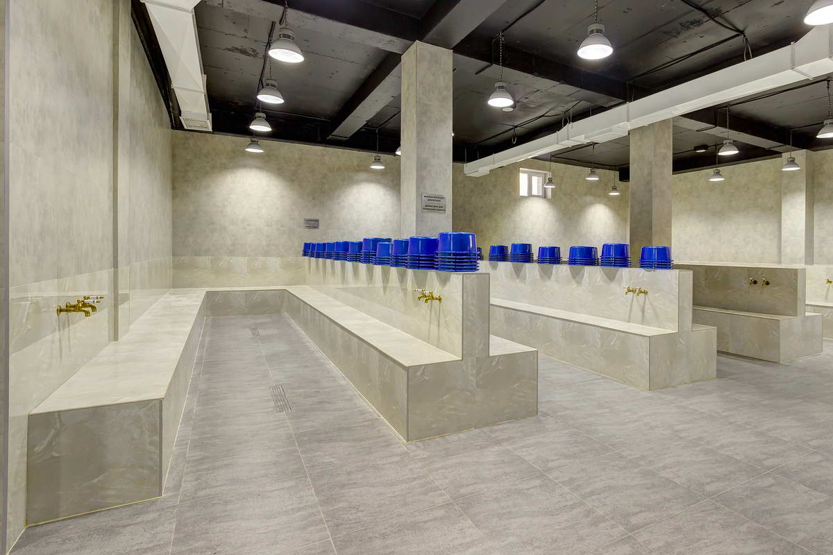 5 рекомендаций по обустройству общественной бани [+6 фото]
