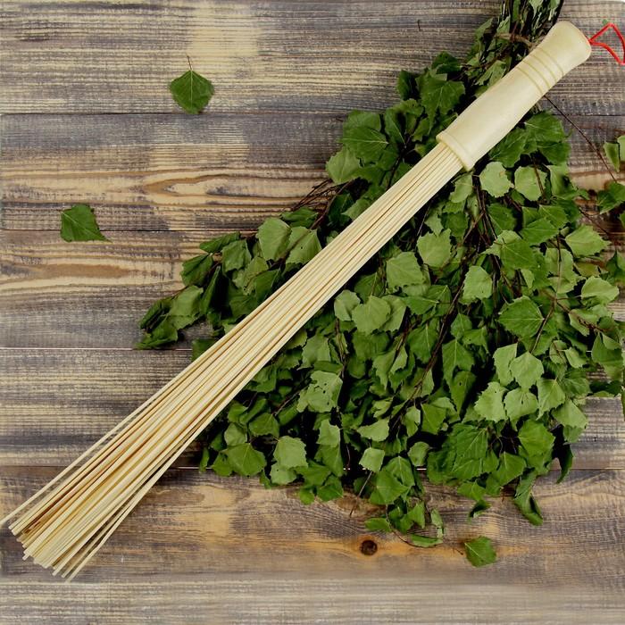 Как запаривать бамбуковый веник для бани?