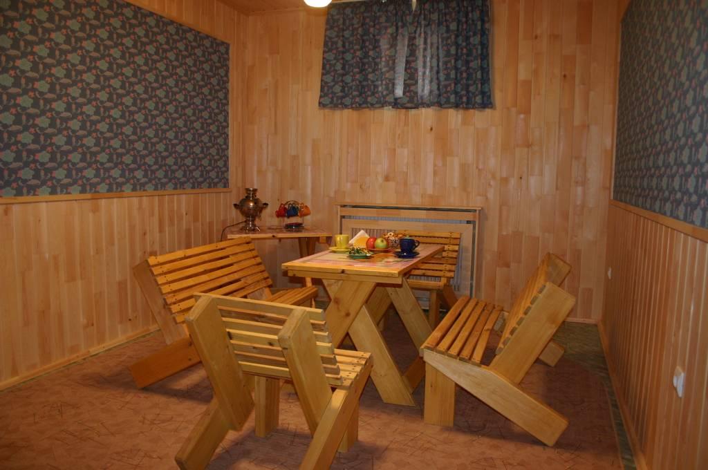 Как подобрать мебель для бани?