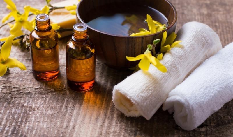 Отвары, настои, эфирные масла для сауны и бани - трава и масло