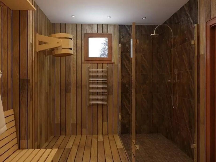 Моечная – главное помещение в бане
