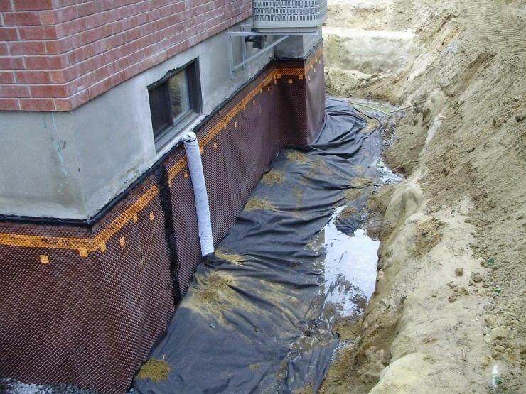 Гидроизоляция внутри бани и снаружи: от фундамента до потолка и крыши, отдельно — влажные помещения: парная и помывочная