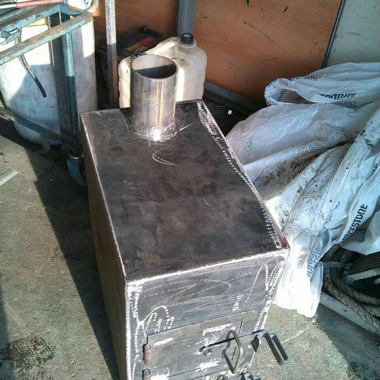 Как сделать печь для бани из металла своими руками?