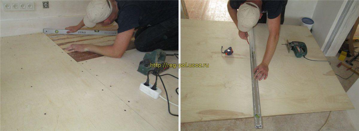 Можно ли класть плитку на деревянный пол, и как это сделать правильно?