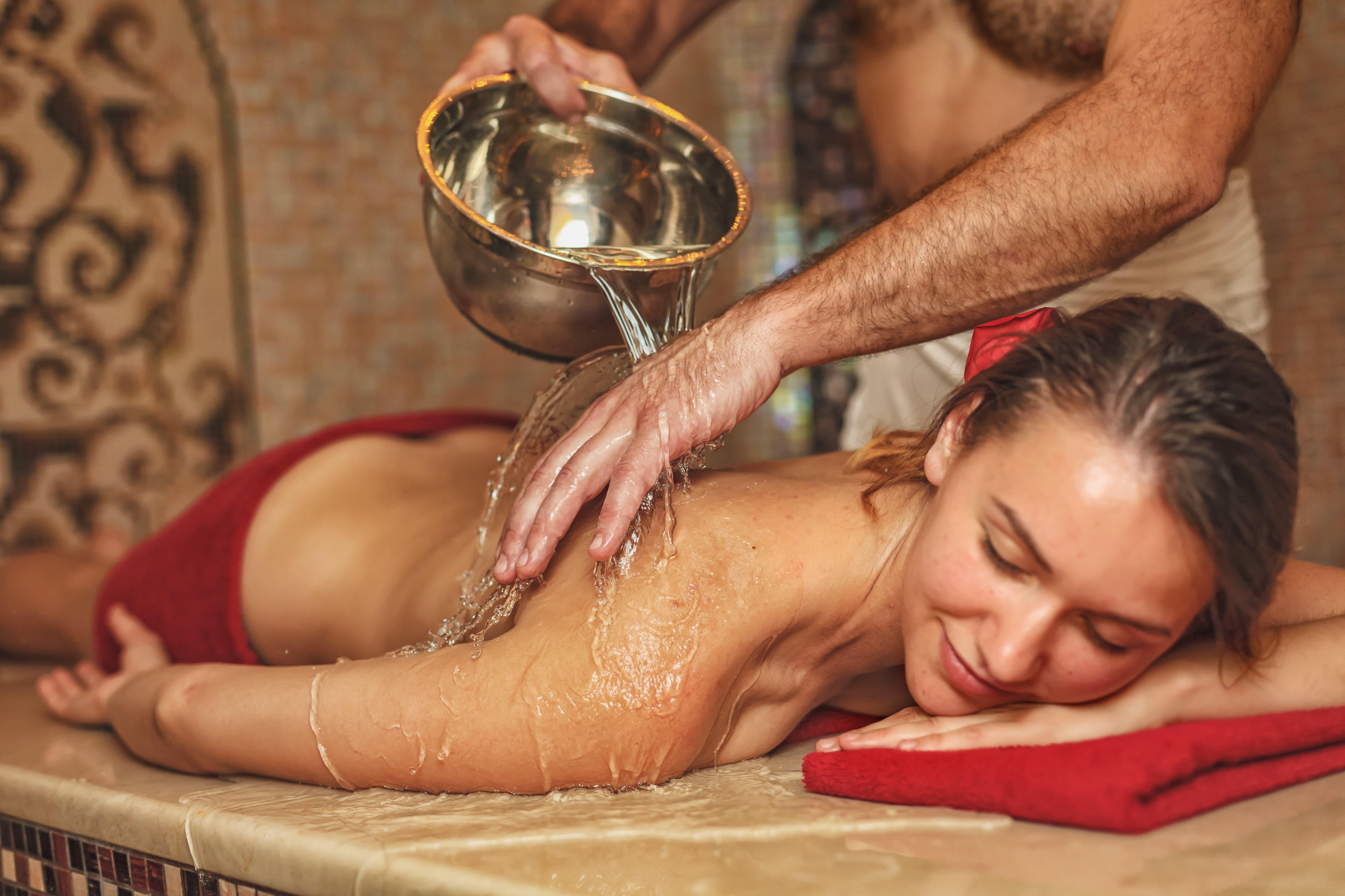 Как приготовить пену для пенного массажа? | информационный сайт о турецкой бане - хаммаме!