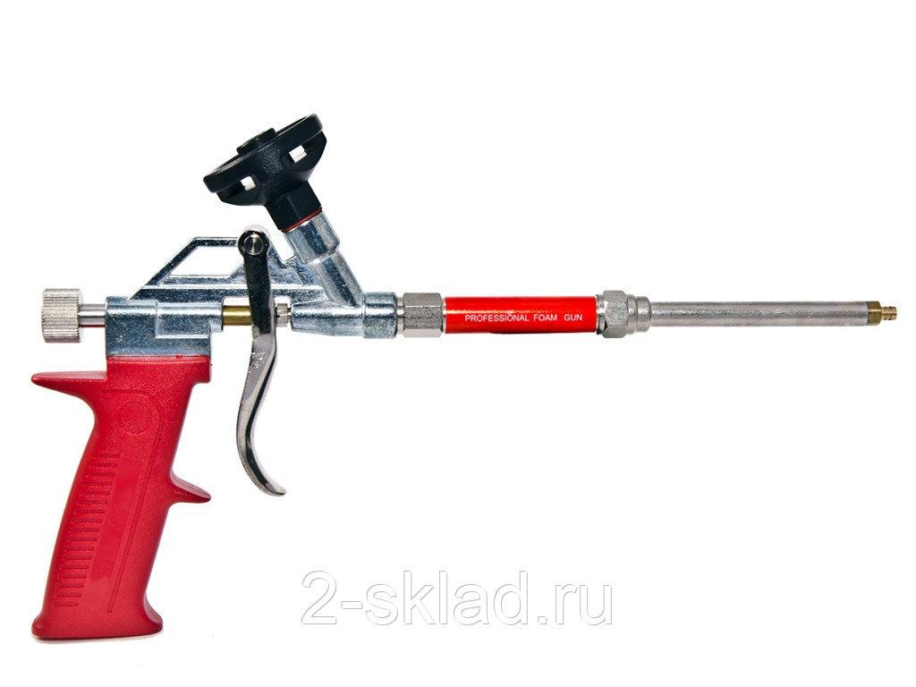 Пистолет для монтажной пены: советы по выбору