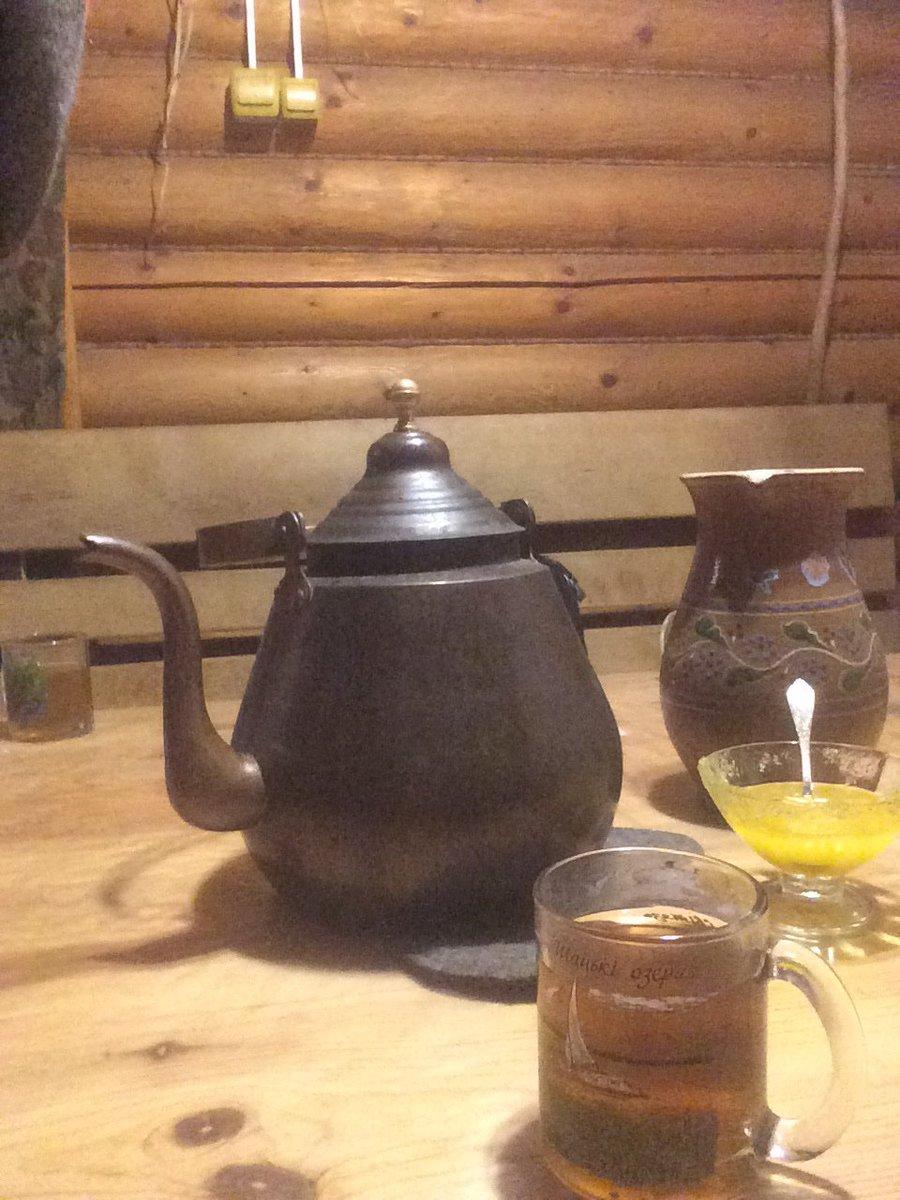 Чай для бани: удовольствие для души