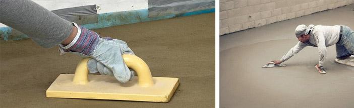 Обработка бетонных поверхностей: обзор технологий иматериалов