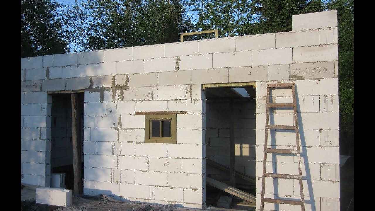 Баня из блоков: плюсы и минусы