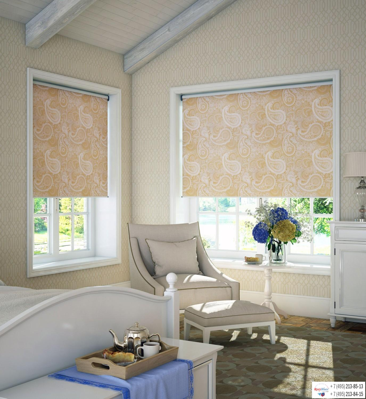 Рулонные шторы на кухню – все, что нужно знать перед покупкой