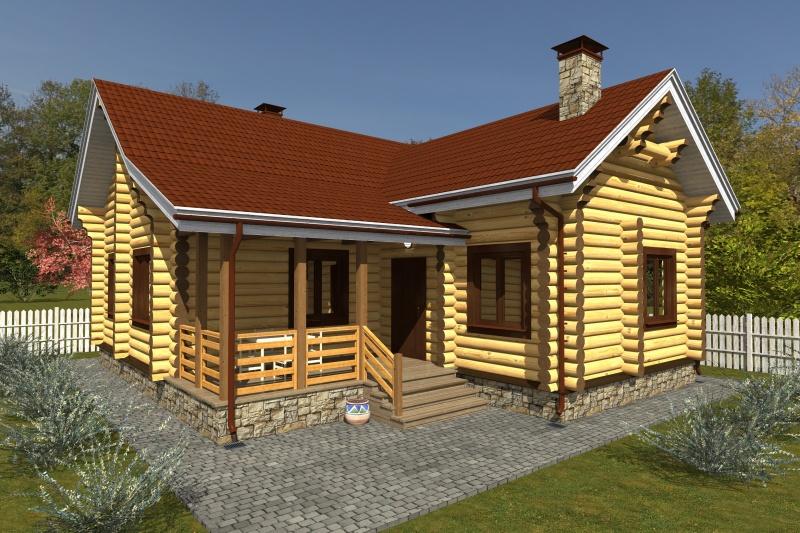 Дом с баней под одной крышей – плюсы и минусы, проекты, фото и видео