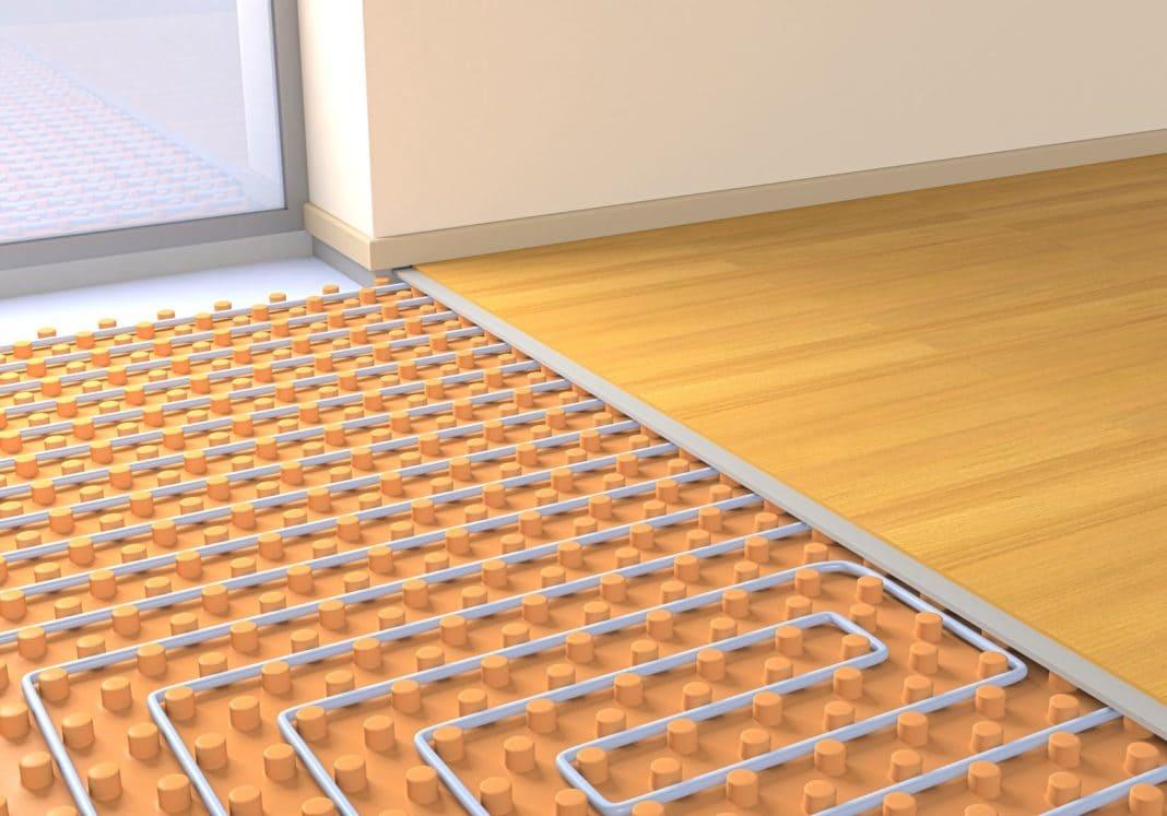 Покрытие на теплый пол: как выбрать напольное покрытие для дома