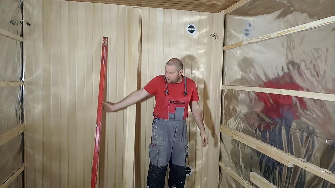 Как крепить вагонку в бане: как прибить к стене парилки правильно, как закрепить, монтаж в парной евровагонки, фото и видео