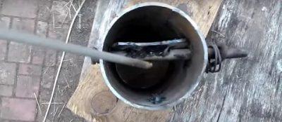 Шиберная задвижка для дымохода. как сделать шибер своими руками