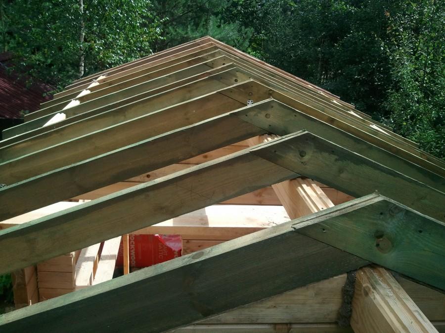 Как правильно возвести крышу бани своими руками — пошаговая инструкция с фото, видео и чертежами