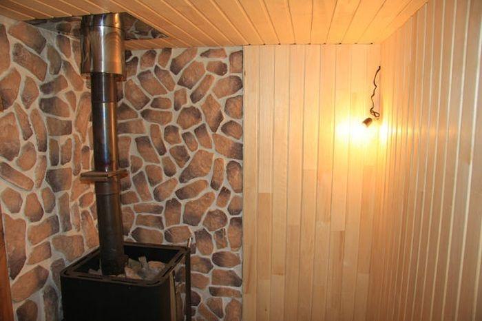 Технология ремонта бани снаружи и внутри