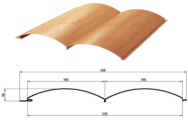 Металлический сайдинг под дерево (27 фото): блок-хаус для наружной отделки, металлопрофиль под сруб, отзывы о качестве
