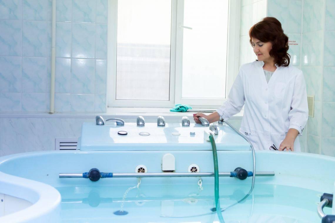 Гидротерапия – виды показания и противопоказания