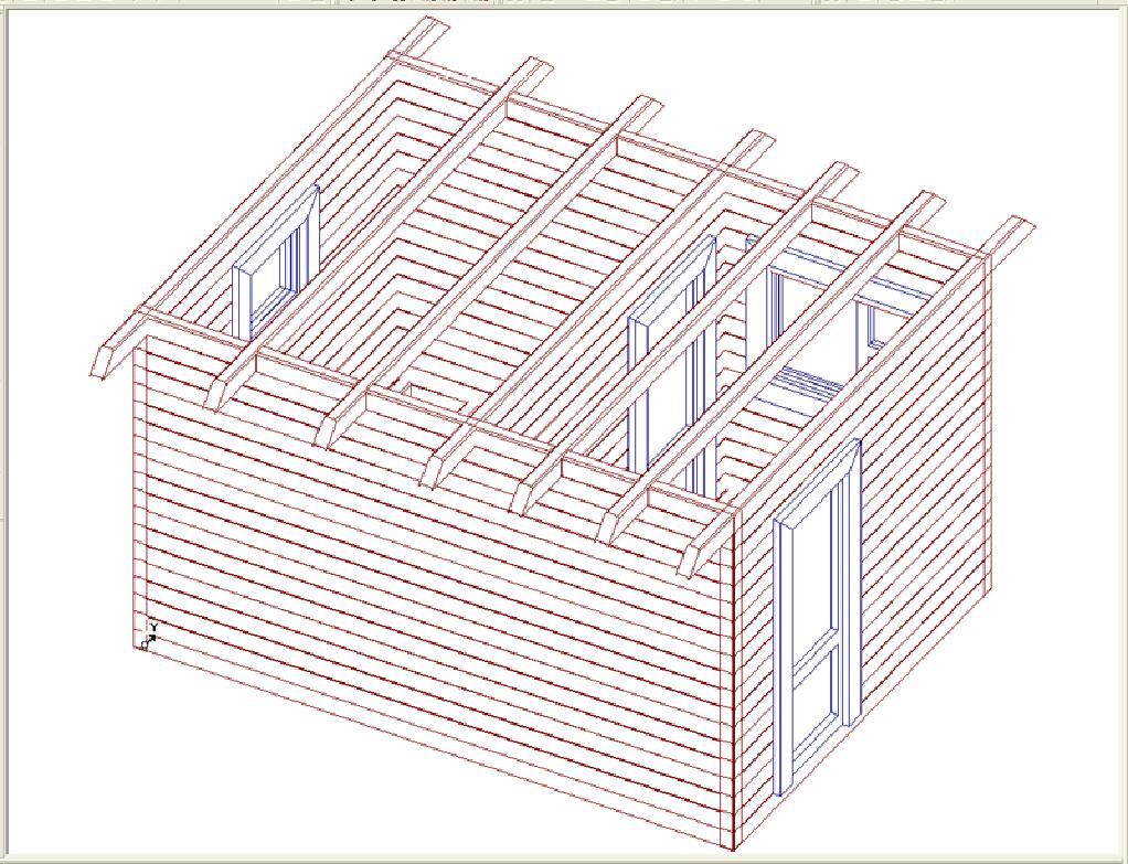 Односкатная крыша для бани: от крепления балок до гидроизоляции