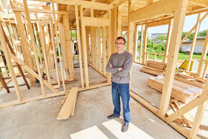 Самые распространенные ошибки при строительстве каркасного дома
