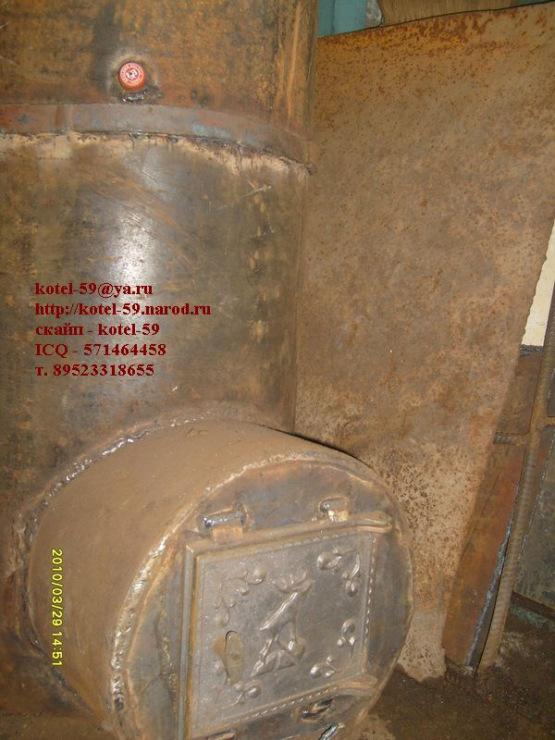 Котел для бани своими руками - из трубы (металла) +фото, схемы, чертежи