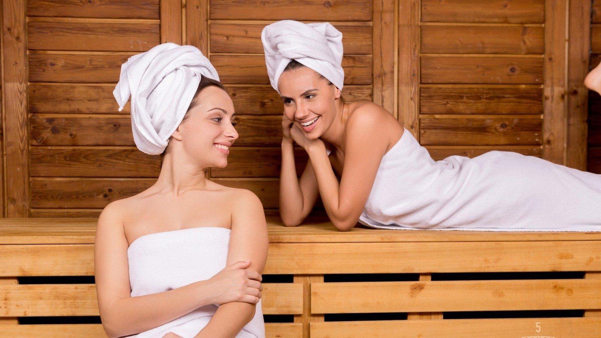Учимся правильно париться в сауне и бане, чтобы похудеть
