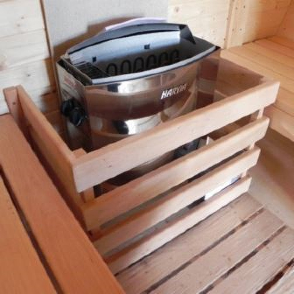 Выбор печи в финскую сауну: электрические печи или традиционные печки-каменки?