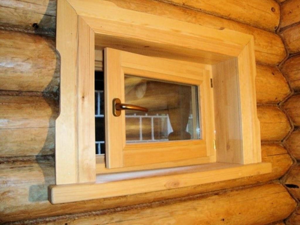 Пластиковые окна в бане – можно ли ставить и как правильно сделать