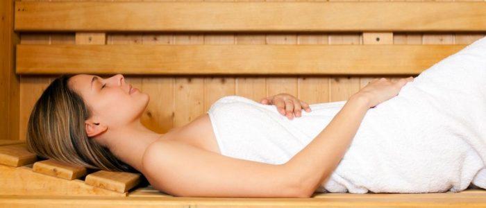 Баня при беременности: можно ли ходить и на каких сроках