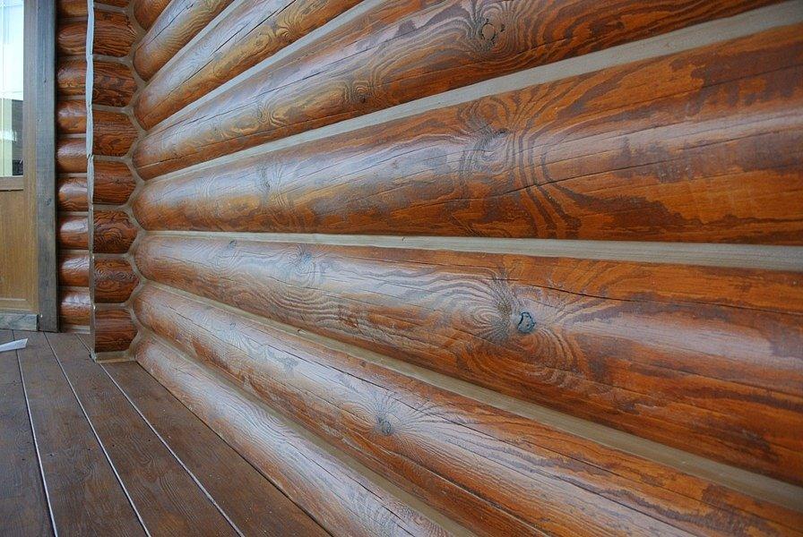 Чем покрасить баню внутри и как осуществить покраску