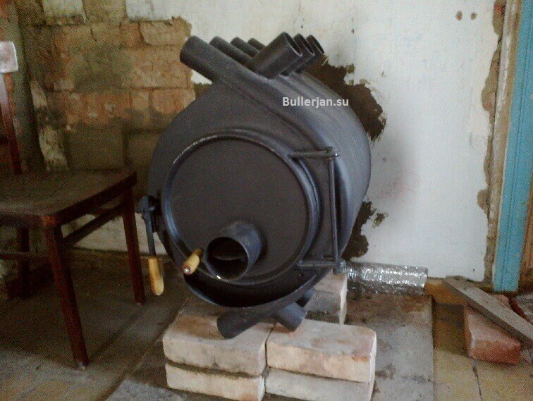 Печь-каменка для бани бренеран (breneran), описание и инструкция по установке