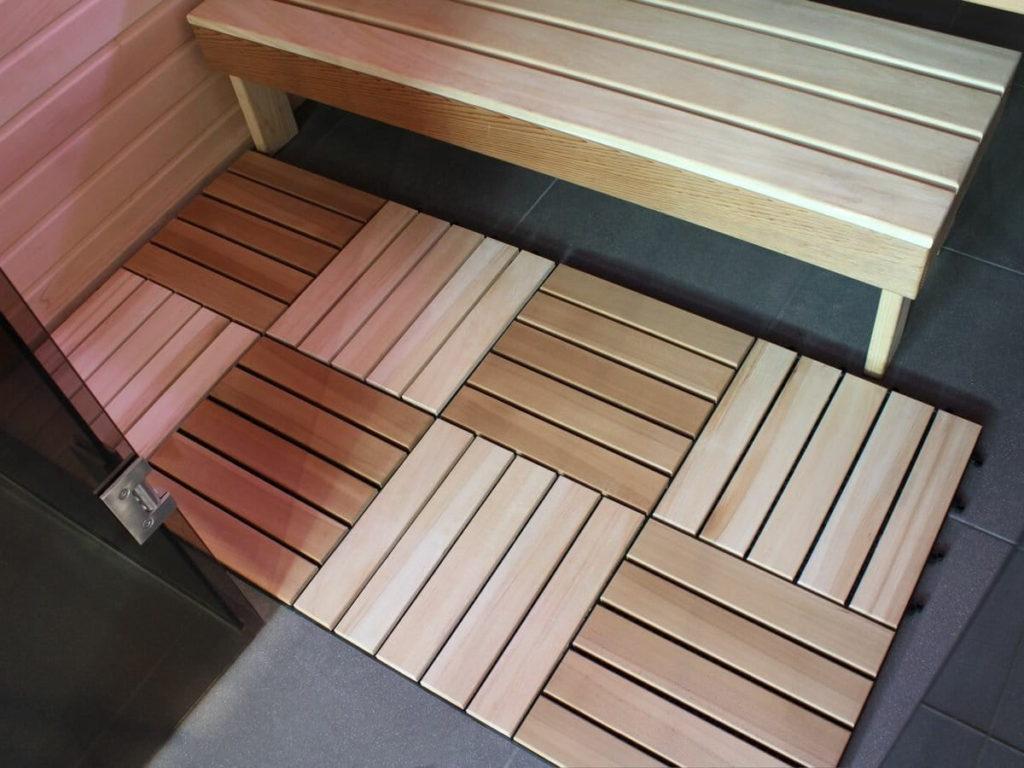Укладка плитки на деревянный пол своими руками - подробная технология пошагово!