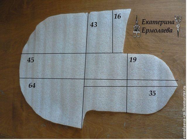 Как сшить шапку для женщин из драпа: выкройка, инструкция по шитью.