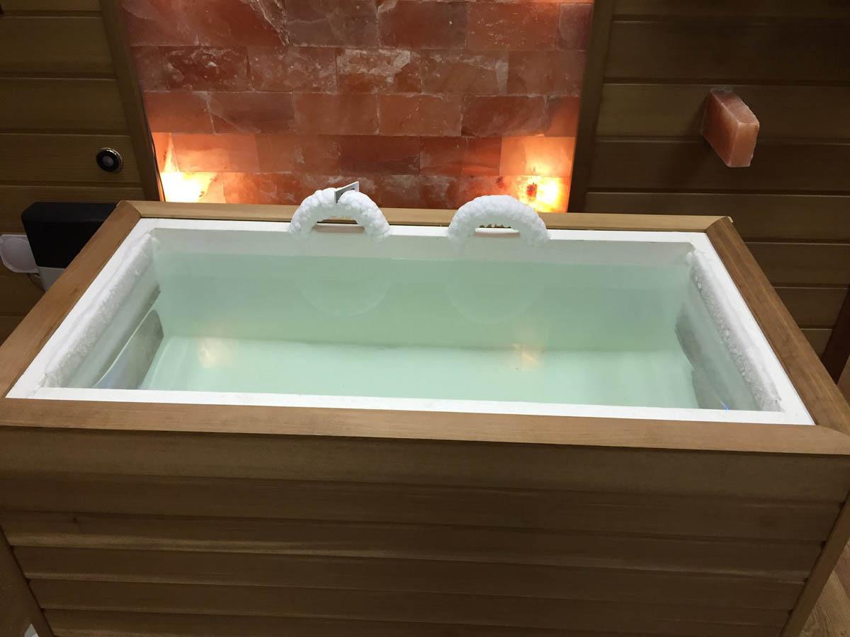 Как сделать стационарный бассейн для бани: общая информация