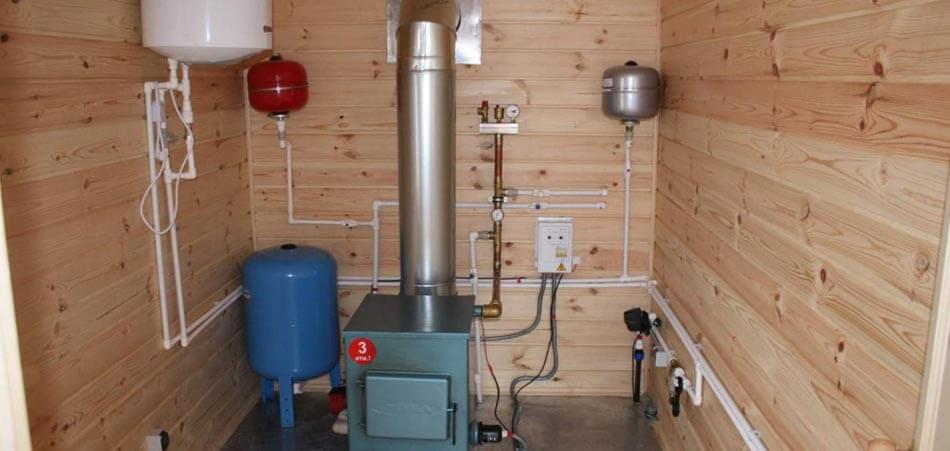 Электрическое отопление бани
