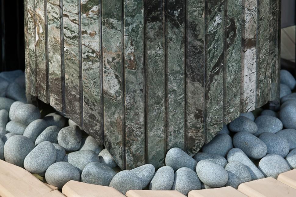 Как правильно уложить камни в банную печь: укладка в каменку, электрокаменку, сколько камней нужно, можно ли их смешивать