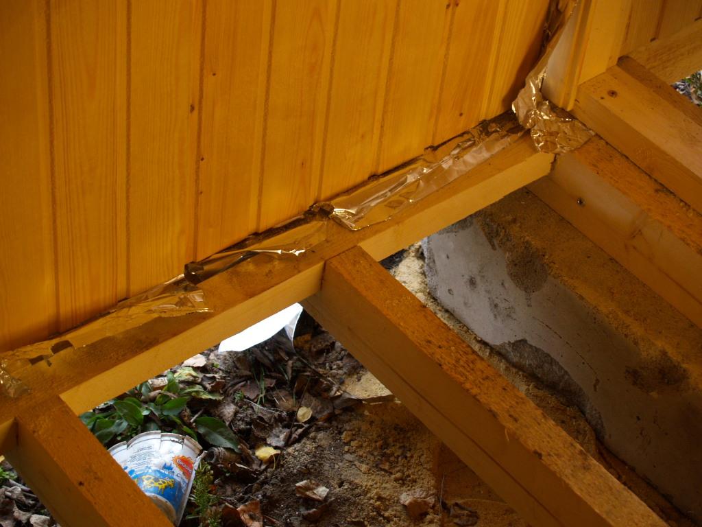 Утепление бетонного пола в бане: утеплители, руководство