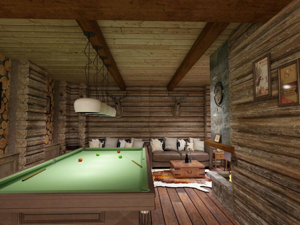 Как строится баня своими руками в подвале частного дома?