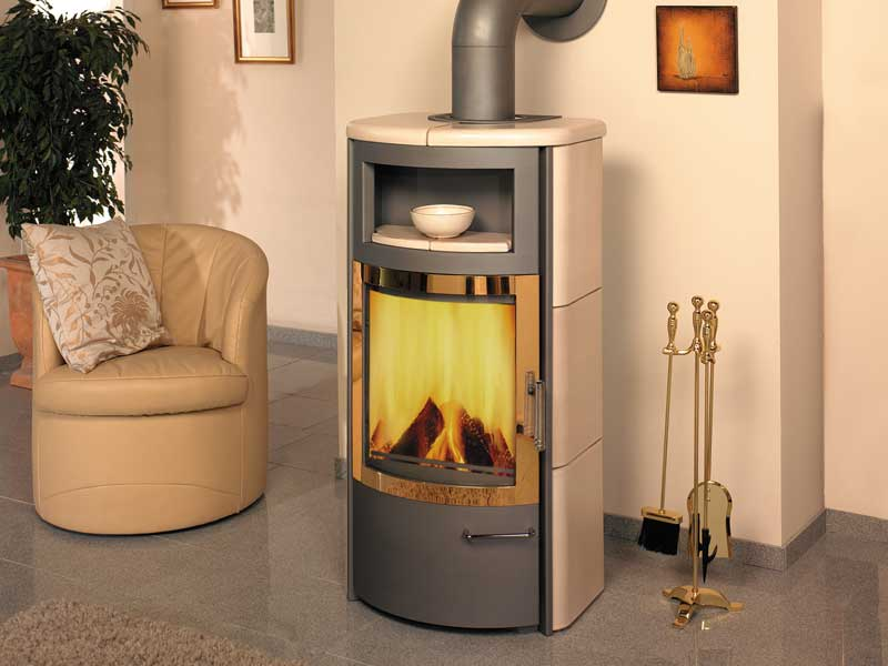 Рассматриваем печь камин длительного горения для отопления дачи и загородного дома