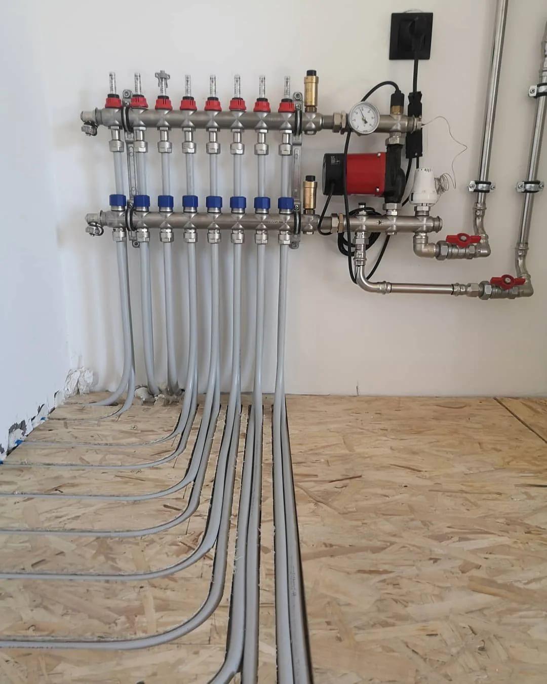 7 советов по выбору труб для теплого водяного пола | строительный блог вити петрова