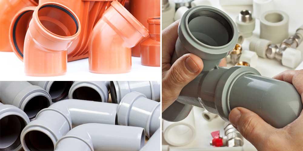 Какие бывают трубы для наружной канализации: краткий обзор для новичка