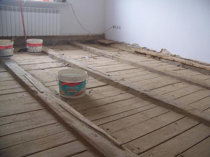 Выравнивание деревянного пола фанерой – правила проведения работ