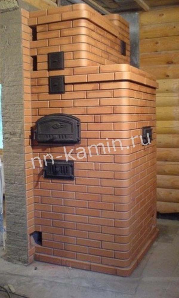 Как построить кирпичные банные печи своими руками? - блог о строительстве