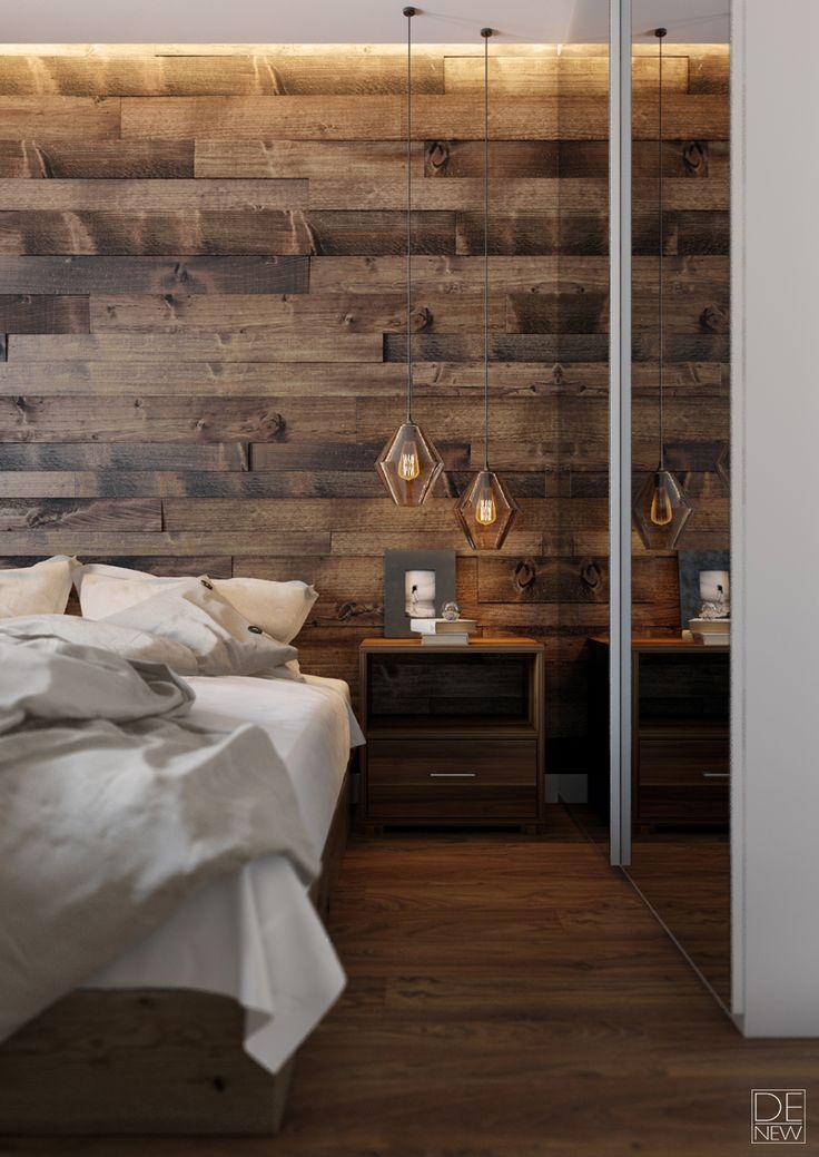 Ламинат на стене в гостиной в интерьере: отделка стены ламинатом гостиной своими руками и варианты оформления на стене в разных интерьерных решениях