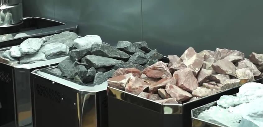 Камни для бани: какие лучше выбрать?