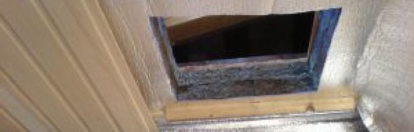 Как утеплить дверь в баню – выбор материала и варианта утепления