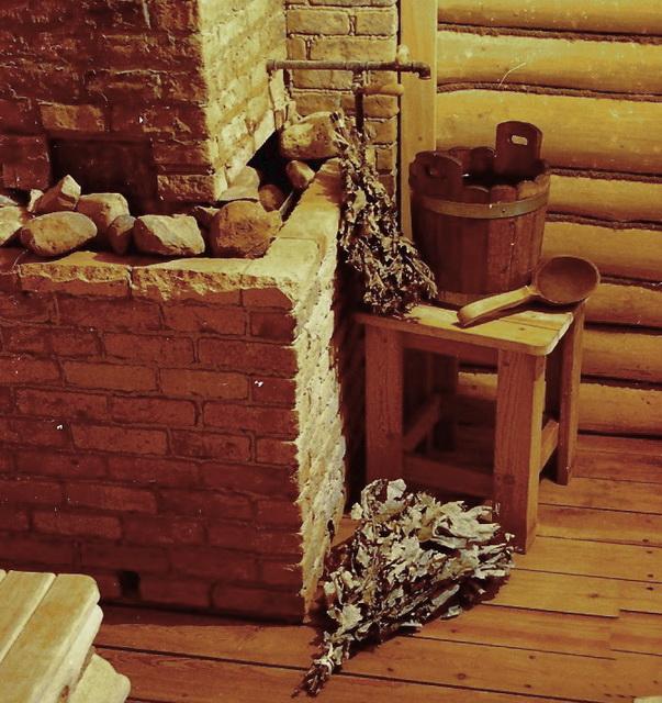 Кирпичные банные печи каменки: виды, преимущества и недостатки, материалы, последовательность монтажа